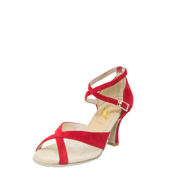 Duchess AS DS-Suede-Red-F3-O