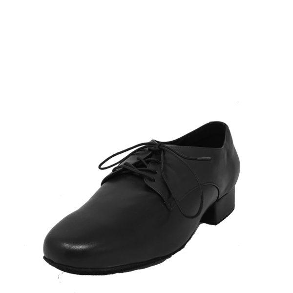 Duke Jumbo DS-Leather-Black-O