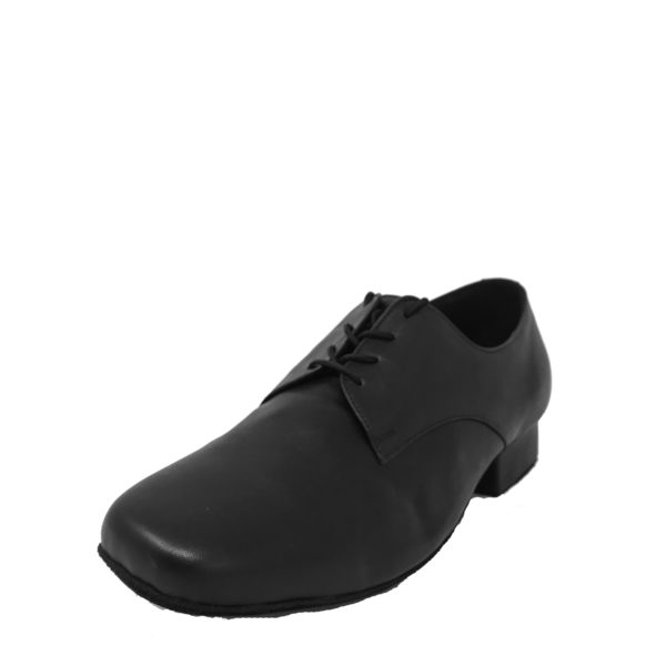 Duke Jumbo SQT DS-Leather-Black-O