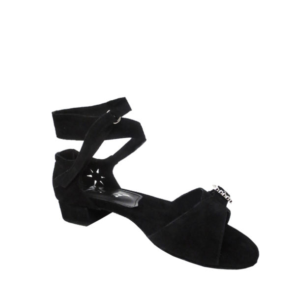Dynasty 3 Suede Black-2
