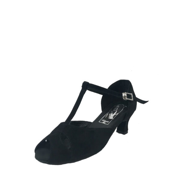 Empress DS-Suede-Black-N2-O