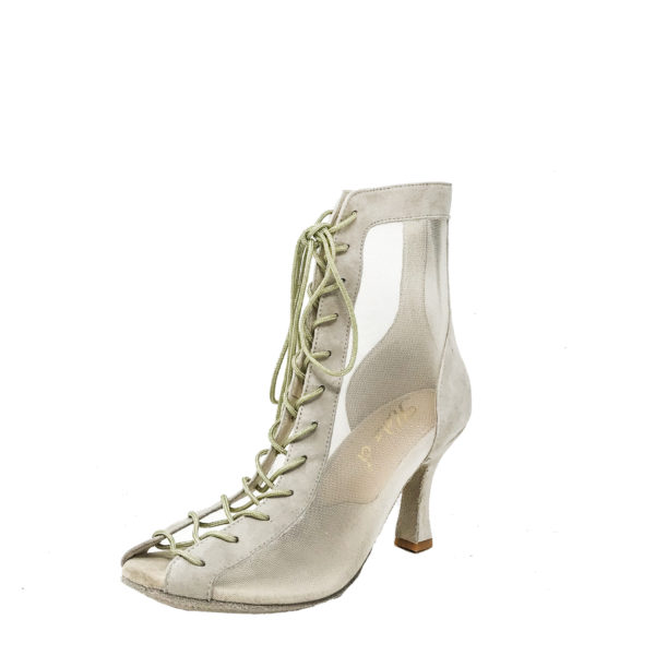 Godiva Chic DS-Suede-Taupe-F3-O