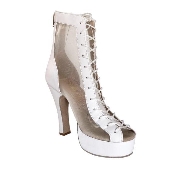Godiva chic Plat-Lea-White-I-N4