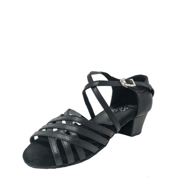 Jizel 3 Flexi DS-Leather-Black-YCO-O