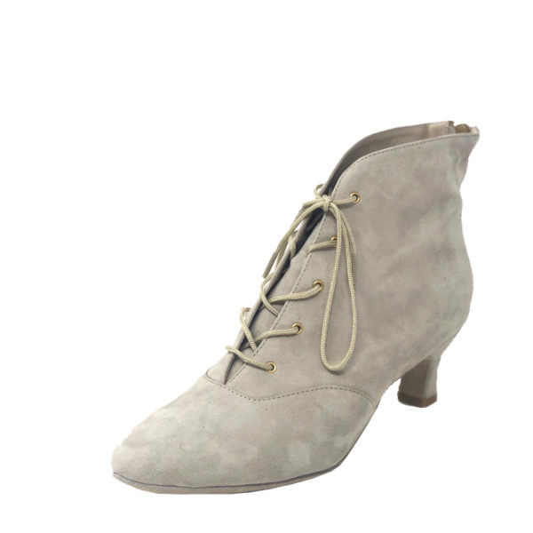 Lady Di Suede Taupe N2