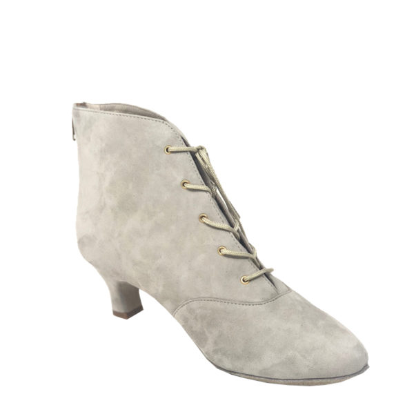 Lady Di Suede Taupe N2.