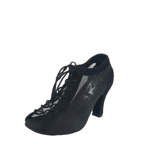 Lady Godiva CB DS-Suede-Black-N3-O