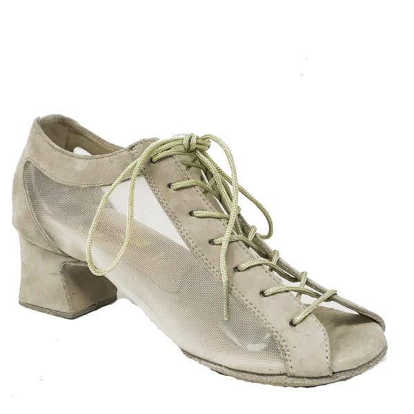 Lady Godiva CB DS-Suede-Taupe-FCO-I