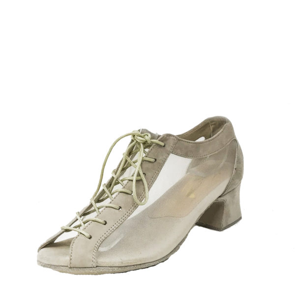 Lady Godiva CB DS-Suede-Taupe-FCO-O
