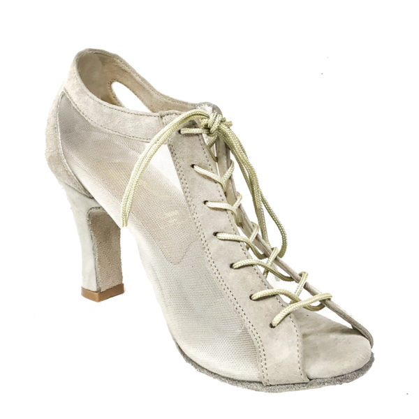 Lady Godiva CB DS-Suede-Taupe-N3-I