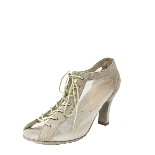 Lady Godiva CB DS-Suede-Taupe-N3-O