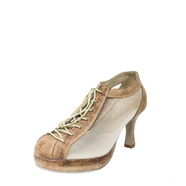 Lady Godiva CB RT 1_2 Platform-Rough Leather-Tan-F3-O