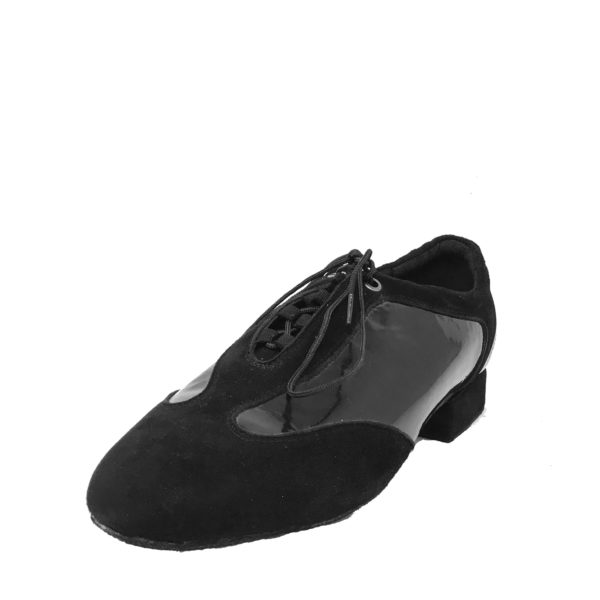 Marquis 4 DS-Suede-Black-O