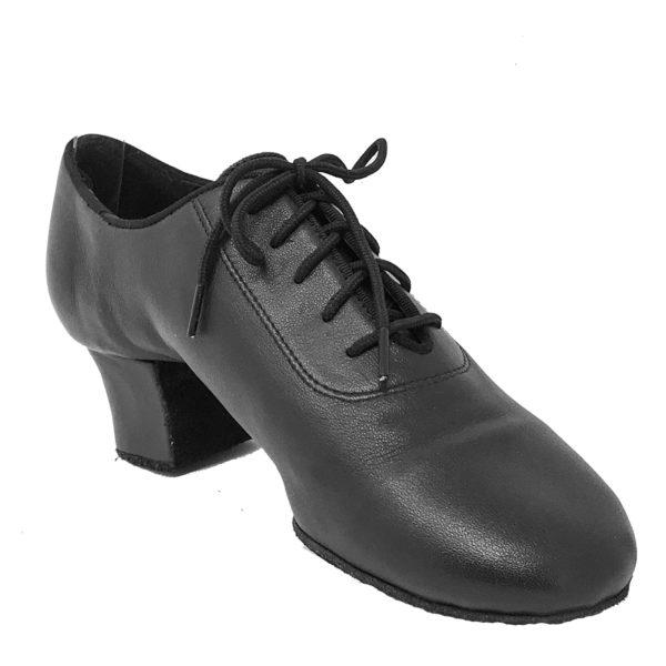 Mens Latin Split-Leather-Black-NCO-I