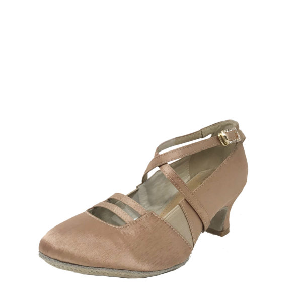 New Queen Flexi DS-Satin-Taupe-N2-O