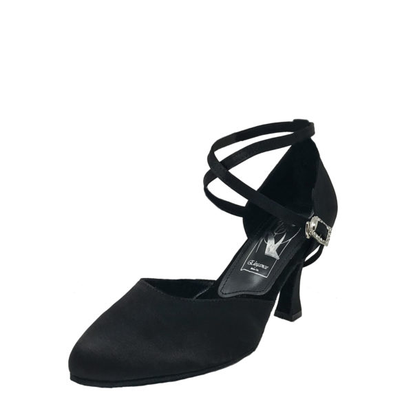 Princess AS Flexi DS-Suede-Black-F3-O