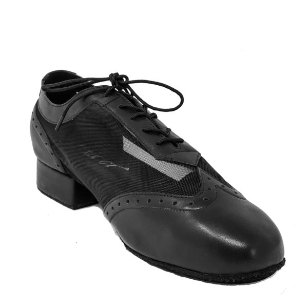 Sultan DS-Leather-Black-I