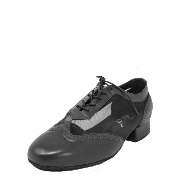 Sultan DS-Leather-Black-O