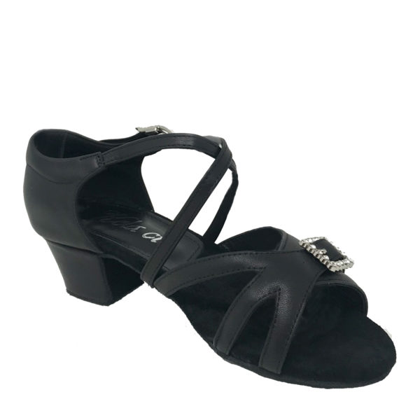 Ziba RB Flexi DS-Leather-Black-YCO-I