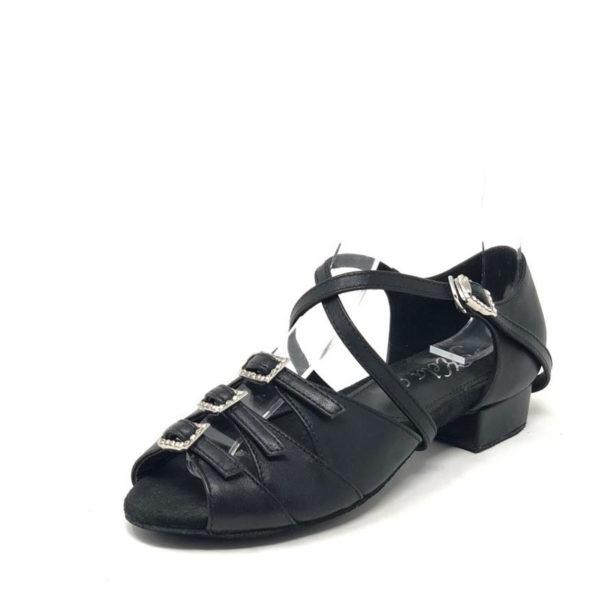 Ziba3 Leather Black