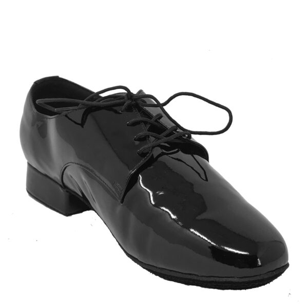 Duke Flexi DS-Leather-Black-I