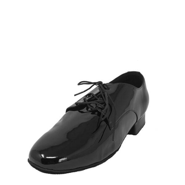 Duke Flexi DS-Leather-Black-O