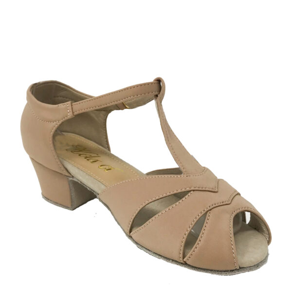 Jewel Flexi DS-Stretchy-Taupe-YCO-I