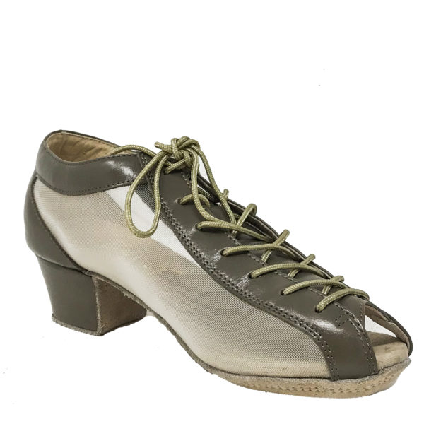 Lady Godiva CB 2 Flexi DS-Leather-Tan Brown-YCO-I