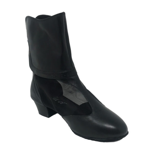 Victoria 2 Flexi DS-Leather-Black-YCO-I