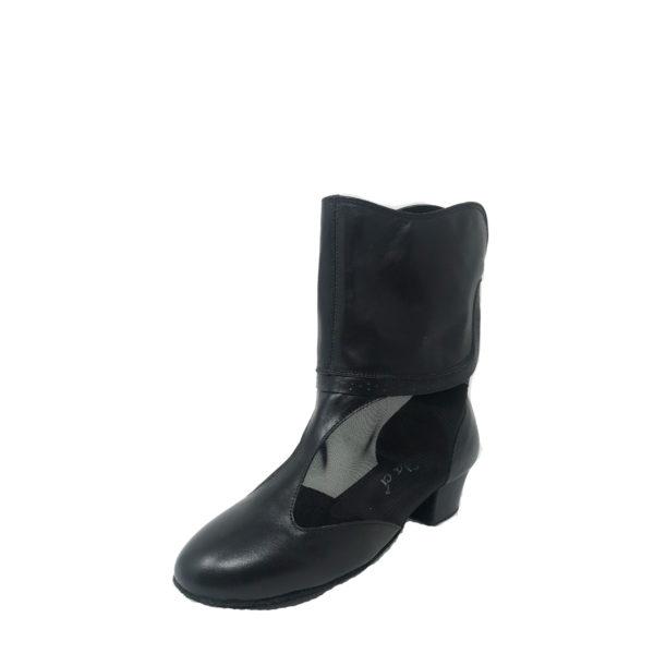 Victoria 2 Flexi DS-Leather-Black-YCO-O