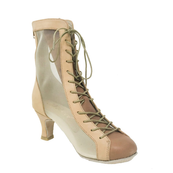 Godiva Chic RT DS-Leather-Taupe-N2-I
