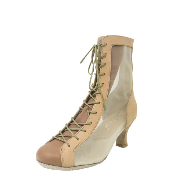 Godiva Chic RT DS-Leather-Taupe-N2-O